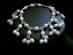 Beatrice - Pearl Wedding Bracelet