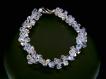 Larissa - Sparkly Crystal Wedding Bracelet