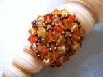 Crystal Beaded Fashion Ring (CRFF Autumn)