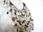 Amazing Statement Cascading Necklace (Winter)