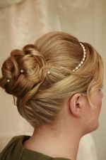 Louisa - Pearl Wedding Hair Pins x 6