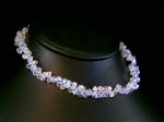 Larissa - Crystal Wedding Necklace