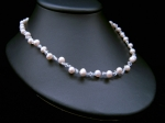 Madeline - Delicate Pearl Wedding Necklace