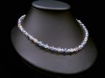 Carla - Sparkly Crystal Wedding Necklace - Bespoke